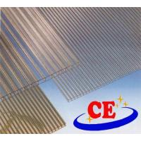 China Polycarbonate Hollow Sheets Pc Twin-wall Sheet on sale