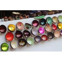 China Coconut lacquer bowls on sale
