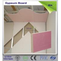 China Africa Gypsum Board Thickness of 12mm wholesale