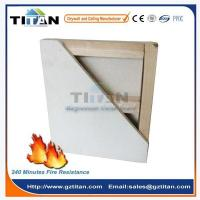 China Decorative Fireproof Glass MGO Board Magnesium Oxide Board Price wholesale