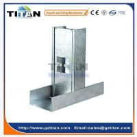 China Hot Dipped Galvanized Gypsum Board Drywall Metal Stud and Track wholesale
