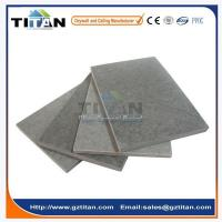 Buy cheap Non-asbestos Decorative Fireproof 6mm Fibre Fiber Cement Board Price from wholesalers