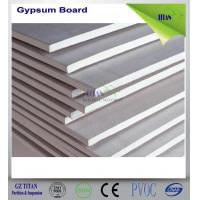 China Partition Common Gypsum Board for Drywall 12mm wholesale