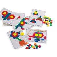 China Pattern Block Picture Cards wholesale