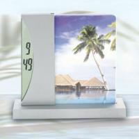 Buy cheap Photo Frame With Clock DM-2086 from wholesalers