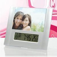 Buy cheap Photo Frame With Clock DM2115 from wholesalers