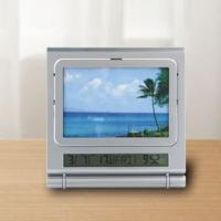 Buy cheap Photo Frame With Clock DM-3150 from wholesalers