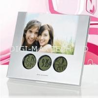 Buy cheap Photo Frame With Clock--DM2116 from wholesalers