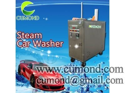 Quality 2014 Hot Waterless Auto Mobile Steam Car Wash Machine for sale