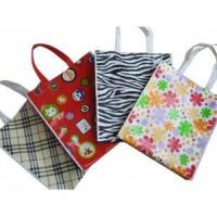 China recyclable shopping bags wholesale