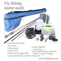 China fly fishing starter outfit on sale
