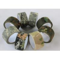 Buy cheap Hot sell And Strong Adhesive Camouflage Tape For Ourdoor Sports 8011 from wholesalers