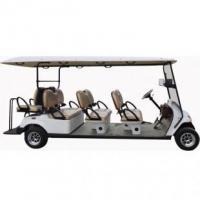 China 8 seats electric golf carts with jumper seat, EG2069KSF wholesale