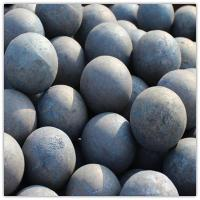 Forged Balls(45# 60Mn B2 Material)