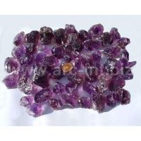 China Amethyst Faceted Rough wholesale