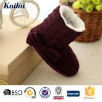 China Baby Shoes Cashmere Baby Boot wholesale