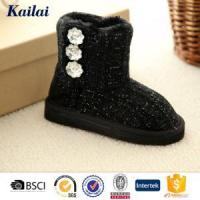China Baby Shoes Cashmere Child Shoes wholesale