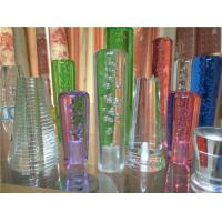 China best price decorative acrylic bubble rod/colored acrylic rods with bubble wholesale wholesale