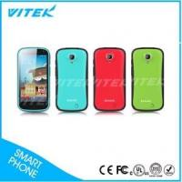 4.5 inch New Android OS 4.4 3G Dual Sim Dual Standby Child GPS Phone
