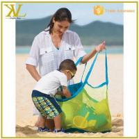 China New Sand Away Beach Toy Tote Mesh Organizer, Stay Away From Sand wholesale