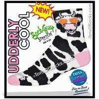 China SockGuy Udderly Cool Socks wholesale