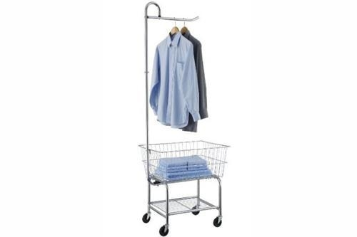 Quality Trolley Cart Series Product name:Chrome Laundry Center for sale