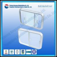 China Marine Bolted Aluminum Window (Hinged) wholesale