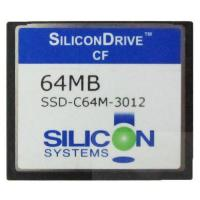 China SiliconDrive System 64MB Compact Flash Card CF Memory Card 64mb wholesale