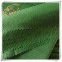 China Nylon Dyed 400T 100% Nylon Two Line Checked Green Fabric wholesale