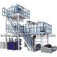 Buy cheap Film Blowing Machine A+B+C Three-Layer Co-Extrusion Blown Film Machine(TP-AB Series) from wholesalers