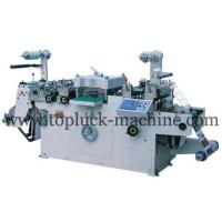 China TP-CD320 Multi-function Fully-automatic Roll Continuous Adhesive Label Die Cutting Machine wholesale