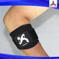China elbow support Breathable Neoprene Adjustable sport Elbow Support Elastic Elbow Brace strengthen wholesale