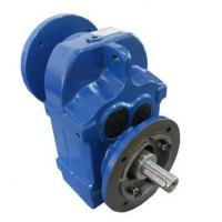 Buy cheap Helical gearmotor FC series parallel shaft helical gearmotor from wholesalers