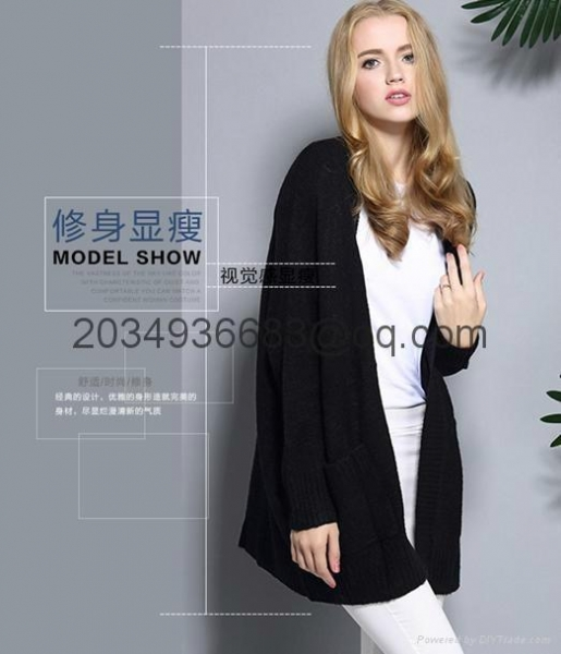 Quality 2016 new arrive branded spring cardigan mohair knitting women's clothes sweater for sale