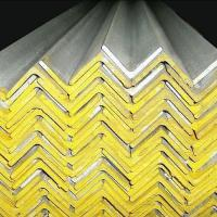 China Structural steel Angle steel on sale