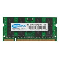 China DDR2 SDRAM Memory 667MHz (PC2-5300) 200 Pin SO-DIMM 1GB/2GB/4GB wholesale