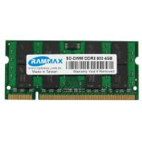 China DDR2 SDRAM Memory 800MHz (PC2-6400) 200 Pin SO-DIMM 1GB/2GB/4GB wholesale