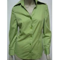 China Woman Cotten Blouse wholesale