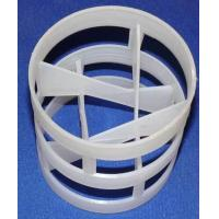 Buy cheap Petrochemical Equipments Plastic Pall Ring from wholesalers