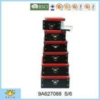 China Foldable Box Handmade Foldable Cardboard Collection Box wholesale