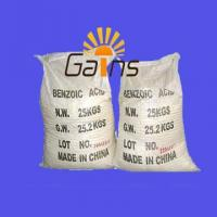 Buy cheap Other chemicals benzoic acid from wholesalers