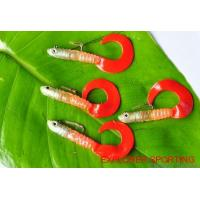 Buy cheap Soft Plastic Baits Product SOFT SWIMMING FISHING LURE from wholesalers