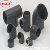 Buy cheap Joint strength types of HDPE pipe fitting names and parts from wholesalers
