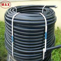 Buy cheap Non-toxic polyethylene hdpe irrigation poly water pipes from wholesalers