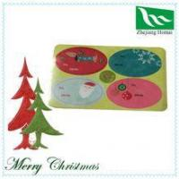 China To...From adhesive label sticker / One item for four individual label sticker wholesale