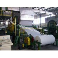 Model 2880 tissue paper machine 2880