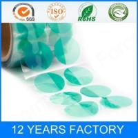 China High Temperature Green PET Tape with Silicone Adhesive wholesale