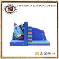 China resin children room decor bookends wholesale