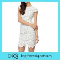Buy cheap knitting Dress 2015 Lace dresses A-line women dresses from wholesalers