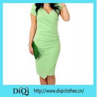 Buy cheap Dress Summer Style Elegant Casual Woman Dress Charming Lady Dress from wholesalers
